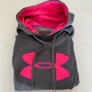 Under Armour Logo Hoodie Sweater